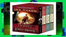 Full version  J.R.R. Tolkien 4-Book Boxed Set: The Hobbit and the Lord of the Rings: The Hobbit,