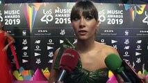 Aitana Ocaña agradece el cariño de sus fans