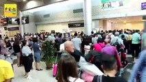 烟霾恶化 怡保机场4航班 3展延1取消