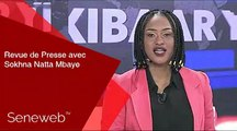 Revue de Presse du 13 Septembre 2019 avec Natta Mbaye