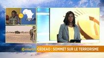 Burkina Faso: ECOWAS to discuss terrorism [The Morning Call]