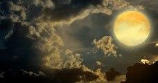 La Lune des moissons un vendredi 13, un phénomène qui n'arrive qu'une fois tous les 20 ans