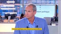 """VIDÉO. David Cormand, secrétaire national EELV et député européen : """"Si je travaillais à la RATP je ferais grève aujourd'hui"""""""