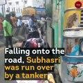 23-yr-old Chennai techie Subhasri killed after AIADMK leader's hoarding turns death trap