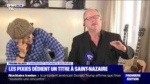 Les Pixies dédient un titre à Saint-Nazaire dans leur nouvel album et nous disent pourquoi