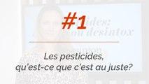 Les pesticides, qu'est-ce que c'est au juste?