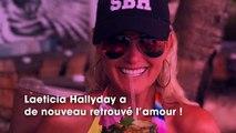 Laeticia Hallyday de nouveau en couple : elle a retrouvé l'amour