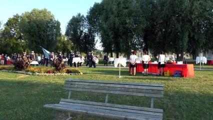 Bicentenaire du départ des Fribourgeois au Brésil - 4 juillet 2019, Estavayer-le-Lac