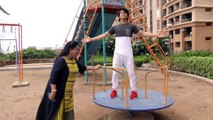 Birthday Special: Siddharth Nigam Playing With His Mother