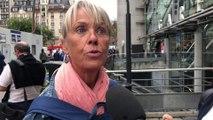 À leur arrivée à Paris, ces touristes se sont faites surprendre par la grève RATPP