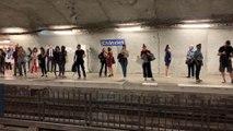 Grêve dans le métro à Paris : « Franchement c'est chiant ! »