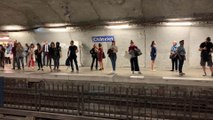 Grève dans le métro à Paris : « Franchement c'est chiant ! »