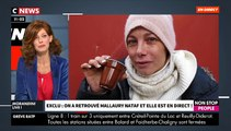 "EXCLU - Mallaury Nataf en direct dans ""Morandini Live"" avec Jean-Marc Morandini"