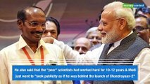 PM Modi responsible for Chandrayaan-2 failure, his presence was 'bad omen': Kumaraswamy
