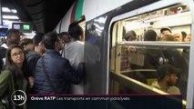 Grève RATP : les transports en commun à l'arrêt