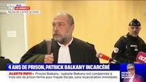 """""""Je ne suis pas du tout surpris par ce jugement"""": Éric Dupont-Moretti réagit au jugement des époux Balkany"""