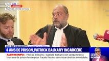"""Procès Balkany: Eric Dupond-Moretti assure qu'""""un appel sera interjeté"""""""