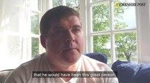 Soldier Marc Haigh on survivor's guilt over twin's meningitis fight