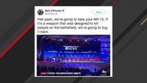 Texas Rep. Briscoe Cain Tweets At Beto O'Rourke: 'My AR Is Ready For You'