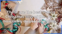 Christmas - The best selling Chirstmas toys... of the 1970s!