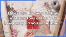 Christmas - The best selling Chirstmas toys... of the 1990s!