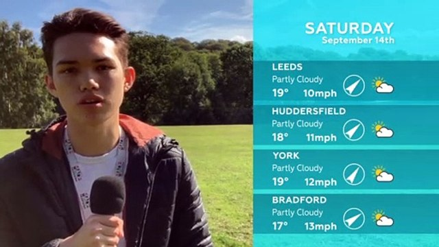 WEATHER: September 14th 2019