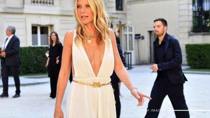 El espectacular desnudro integral de Gwyneth Paltrow en plena naturaleza