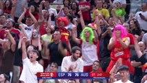 Demies - L'Espagne arrache son ticket pour la finale
