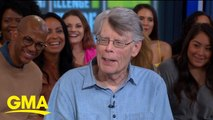 Stephen King reveals what really scares him