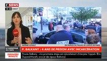 Patrick Balkany condamné à 4 ans de prison ferme - Une journaliste présente dans la salle raconte la réaction des époux Balkany à l'annonce du verdict