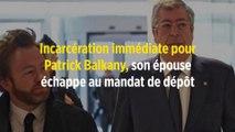 Fraude fiscale : Patrick Balkany incarcéré