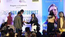 Amitabh Bachchan Launched Book of Book The Non-Conformist Memories of My Father Balraj Sahni