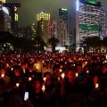 """""""Gloire à Hong Kong"""", le nouveau chant de la contestation hongkongaise"""