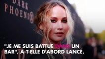 Jennifer Lawrence abordée par un fan, la rencontre a viré au drame