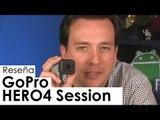 GoPro HERO4 Session Unboxing en Español