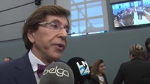 Réaction d'Elio Di Rupo, nouveau ministre-président wallon