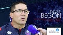 Sylvain Begon : « Aurillac ne vient pas préparer les vacances »