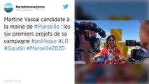 Municipales. L'élue LR Martine Vassal se lance dans la bataille à Marseille