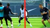 """Idrissa Gueye : """"J'apprends encore avec Verratti"""""""