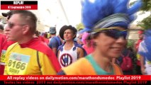 Replay Marathon du Médoc  2019-Ambiance sur la parcours 9 / runners atmosphere on the way 9