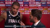 """Batum : """"L'Argentine a été très grande ce soir"""""""