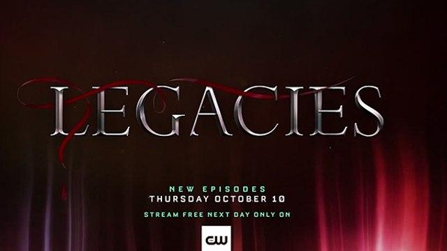 Legacies - Trailer Saison 2