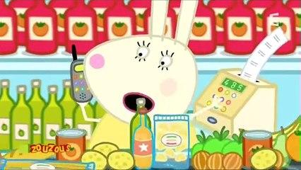 Peppa Pig - Le jour de repos de Mademoiselle Rabbit