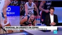 Mondial de basket : une défaite logique pour les Français ?