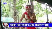 Subic freeport's Aeta Forest Trail