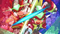 Mega Man Zero/ZX Legacy Collection - Présentation du mode Z Chaser