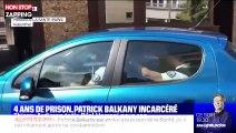 Patrick Balkany condamné à quatre ans de prison ferme, se rend derrière les barreaux (vidéo)
