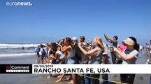 Haftanın No Comment görüntüleri: 11 Eylül saldırısında ölenler anıldı; İspanya'yı sel bastı