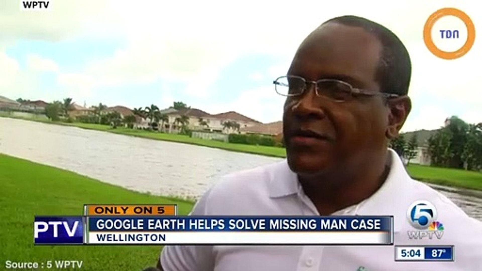 Le corps d'un homme disparu  depuis 1997 a été retrouvé dans  une voiture grâce à Google Map !