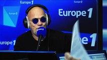 """Pascal Obispo : """"On a un vrai rapport avec Souchon et Voulzy, ils jalonnent nos vies depuis 40 ans"""""""